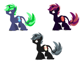 Which colour scheme? by sparkIinq