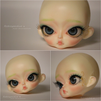 Hujoo Girly Face Up by RetroSpectiive