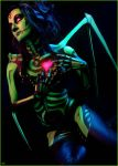 The Heart of Absinthe by MissTrisi