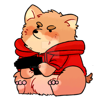 Tord pupper by delphyxion