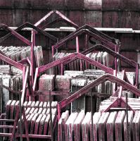 Pink construction LOL by horstdesign