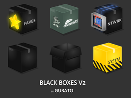 Black Boxes V2 by Gurato