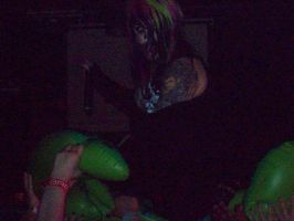 Dahvie and  turtle last pic by A7XFan666