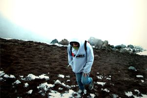 Me at Cotopaxi by airamneleb
