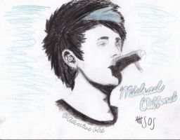 Michael Clifford - 5SOS by MilaDevonne