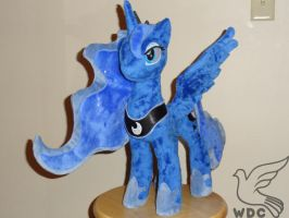 Princess Luna 1 by WhiteDove-Creations