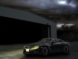 Hangar GTR by TK-Designs