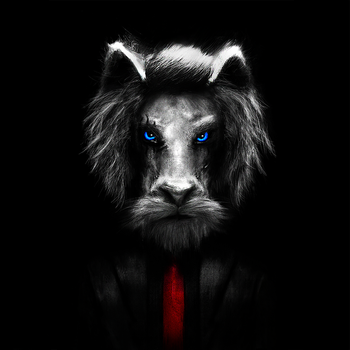 A Lion Named Atticus by averysxr