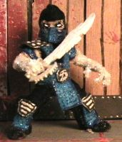 Sub-Zero by the-gil-monster