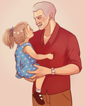 Grandpa Sully by missxdelaney