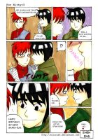 LeeGaara B-day for Kitty by elizarush