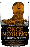Once Nothing Reunion Show by xzebulonx