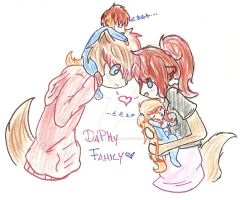 DaPhy Family by TheThunderettes