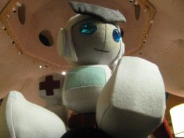 Little Ratchet Plushie by Scream01