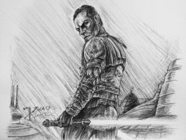 StarKiller - The Force Unleashed by inhibitus