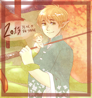 APH Happy New Year! by Owyn-Sama