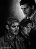 Supernatural by Nero749