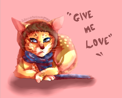 ?Give Me Love? by LexiIsFailingAtThis