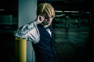 Durarara- Shizuo Heiwajima: What did you say? by Yonejiro