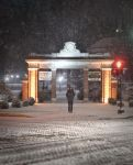 Out in the Cold by archipirata