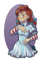 Wendy's by FoxPirate