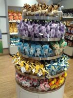 New Stock Nintendo World December 2014 Eeveelution by HinataFox790
