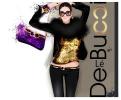 Trendy Fashion De Le Bucci by BreeLeman