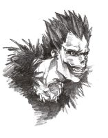 Ryuk by saniika