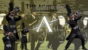 The Academy Wallpaper by leakypipes