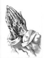 Pray Harder -IIc- by t-o-n-e