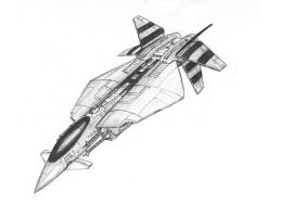 Modified Cloudkicker F-14 by DissidentZombie