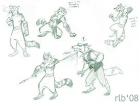 Hobsen doodles by Kobb