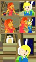 Fionna and Cake: Incendium (Part. 4) by RavenBlood1011