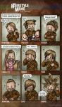 The Hairstyle Meme: Bron by Isriana