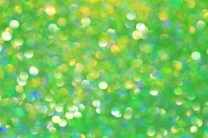 Green Bokeh by Lady-Ro