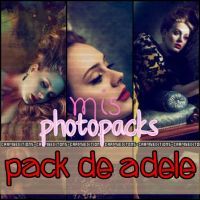 pack 3 de adele by kamilitapiglet