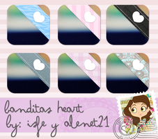 Banditas Heart By Isfe y Alenet21tutos rainmeter by alenet21tutos