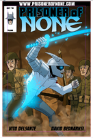 Sneak Peek: Prisoner of None at NYCC by DBed