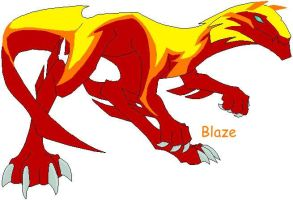 Blaze ref by QuestionTheDragon