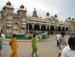 The Mysore Palace by icy-cool