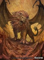 Manticore by douzen
