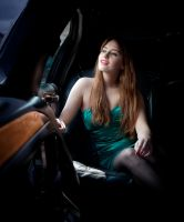 The Limo Queen by EngagingPortraits