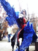 sephiroth 8 by Chaos-Sephi