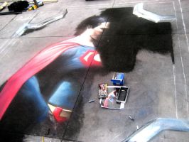 Superman by doctorgivepain