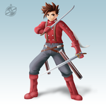 Fanified Lloyd Render by zelc-face
