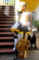 Rin Kagamine Meltdown 2 by AdventureTimeWithJan