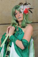 Rydia - Final Fantasy IV: 2 by popecerebus