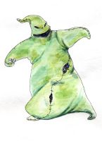 Oogie Boogie by MsVillainess