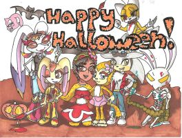 happy halloween day to everyone! by sheezy93