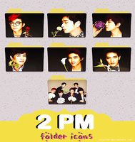 2pm folder icons {REQUEST} by stopidd